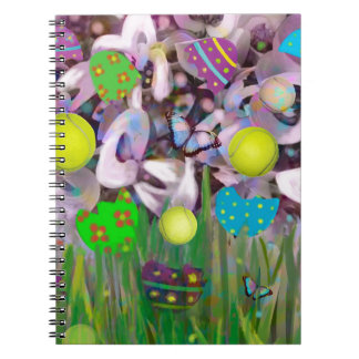 Caderno No primavera tudo muda