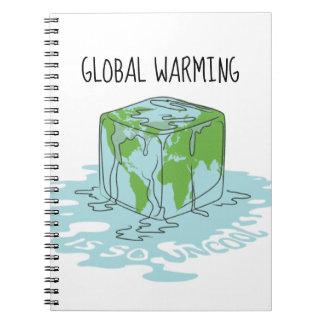 Caderno O aquecimento global é tão Uncool
