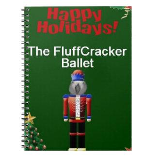 Caderno O balé de Fluffcracker