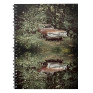 Caderno O carro o mais assombrado do mundo - o Goldeneagle