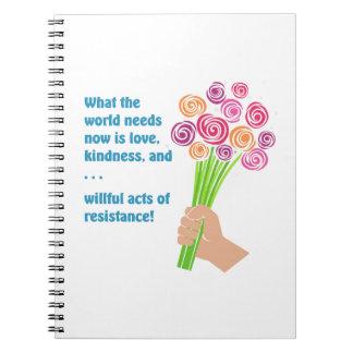 Caderno O que o mundo precisa agora