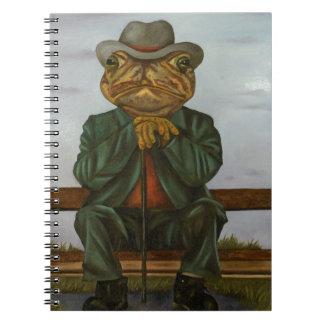 Caderno O sapo sábio