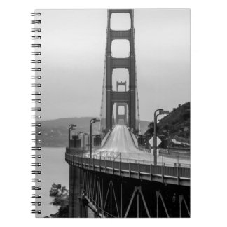 Caderno Obscuridade original da opinião de San Francisco