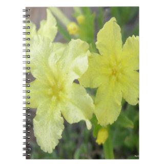 Caderno Original selvagem do Nicotiana