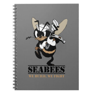 Caderno Os Seabees que nós nos construímos lutam o bloco