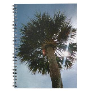 Caderno Palma do Sunburst