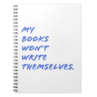 Caderno para escritores: Citações da escrita