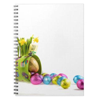 Caderno Páscoa