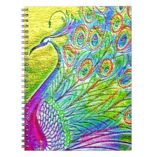 Caderno Pavão