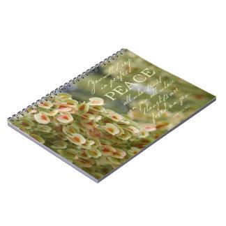 Caderno perfeito da paz