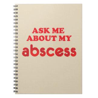 Caderno Pergunte-me sobre o abcesso