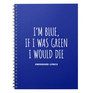 Caderno Poemas líricos misheard tipográficos engraçados da