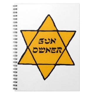Caderno Proprietário de arma