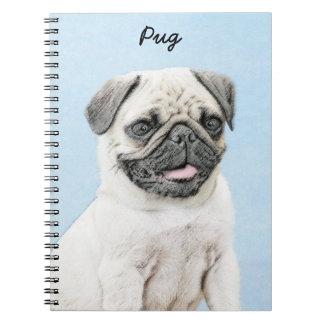 Caderno Pug