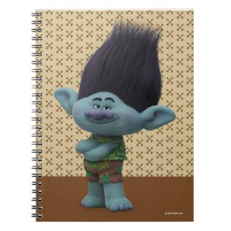 Caderno Ramo dos troll | - sorriso
