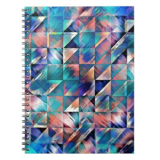Caderno Reflexões estruturais da turquesa