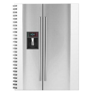Caderno Refrigerador grande