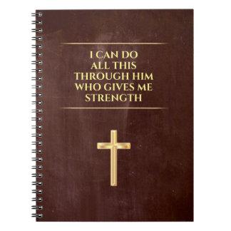 Caderno religioso