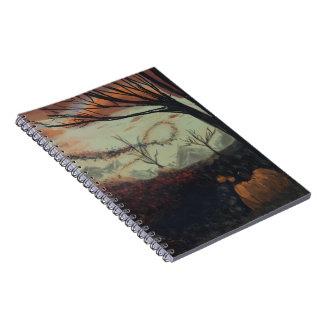 Caderno - remendo da abóbora pelo micgurro