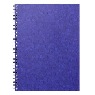 Caderno roxo do triangulação