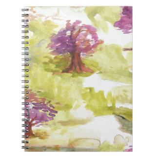 Caderno sakura