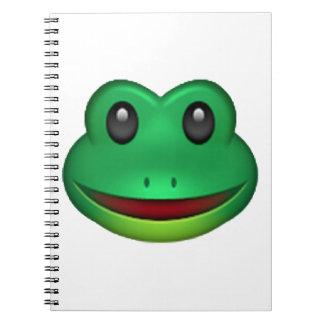 Caderno Sapo - Emoji