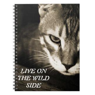 Caderno selvagem