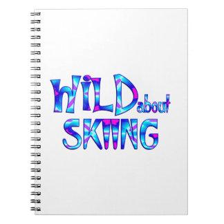 Caderno Selvagem sobre o esqui
