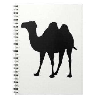 Caderno Silhueta do camelo