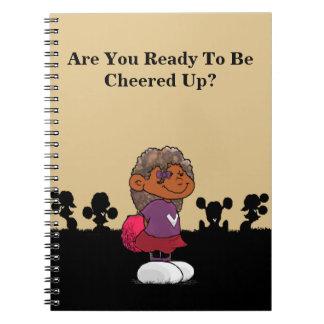 Caderno Sleevez curto