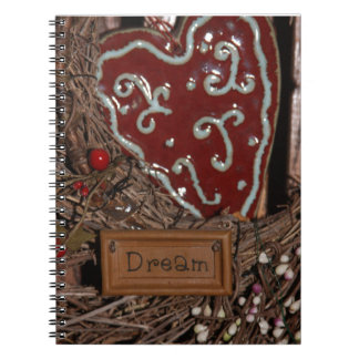 Caderno Sonho