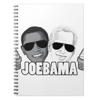 Caderno Sorvete de JoeBama