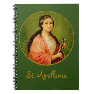 Caderno St. Apollonia (BLA 001)