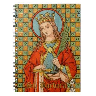 Caderno St. Barbara (JP 01) (estilo #1)