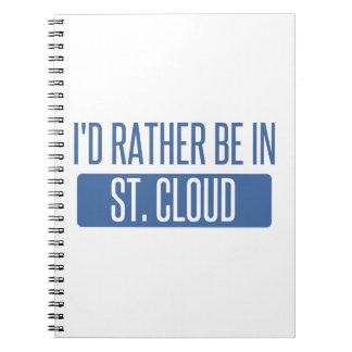 Caderno St. Nuvem