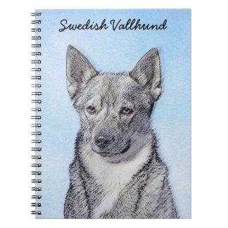 Caderno Sueco Vallhund
