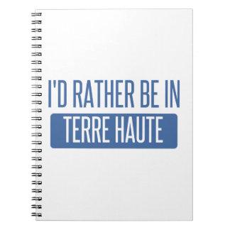 Caderno Terre Haute