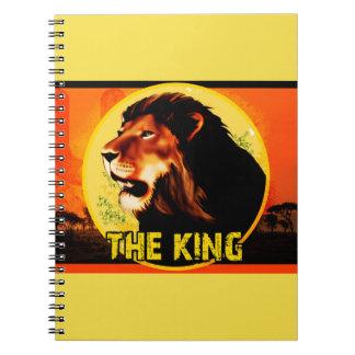 Caderno The King