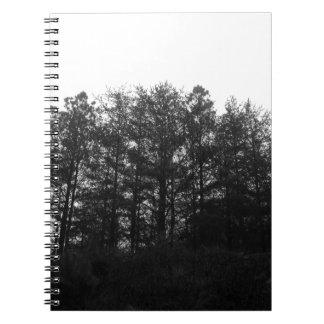 Caderno Toda a dormência de um inverno perpétuo