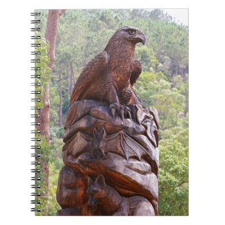 Caderno Totem que cinzela, Portugal de Eagle