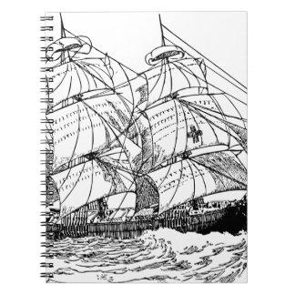 Caderno Veleiro