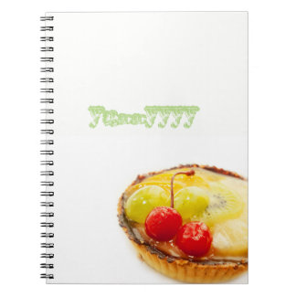 Caderno yummyy