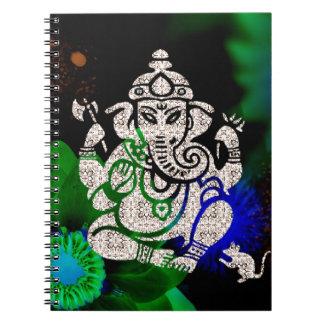 Caderno Zen Ganesh