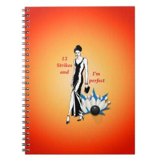 Cadernos 12 greves e eu somos #1 perfeitos
