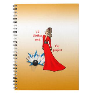 Cadernos 12 greves e eu somos #2 perfeitos