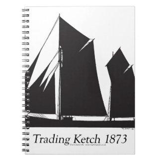 Cadernos 1873 ketch de troca - fernandes tony