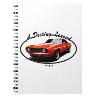 Cadernos 1969_camaro_yenko_orange