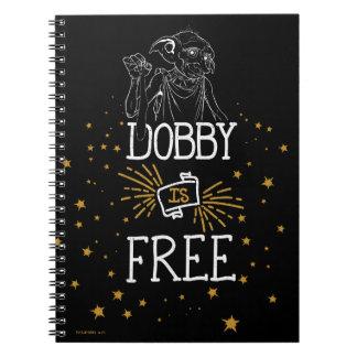 Cadernos A maquineta de Harry Potter | está livre