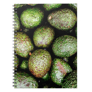 Cadernos Abacates