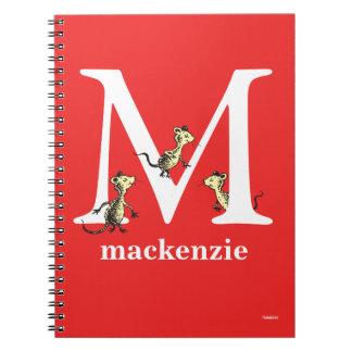 Cadernos ABC do Dr. Seuss: Letra M - O branco   adiciona